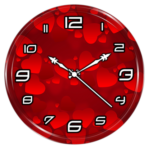 gallery/red-clock-live-wallpaper_45830